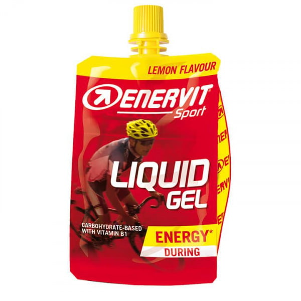Sport Liquid Gel Lemon 18 Stck./Box